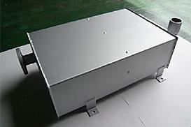 発電機用角型消音器